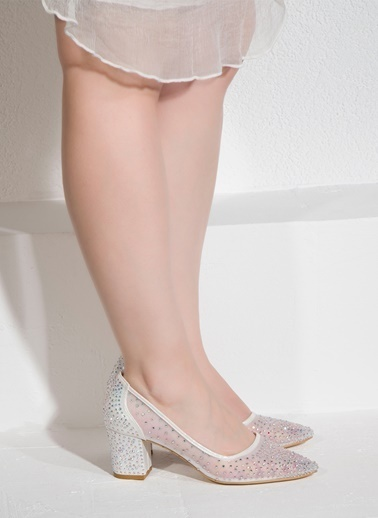 Nemesis Shoes Nemesis Shoes Kadın Ayakkabı Beyaz